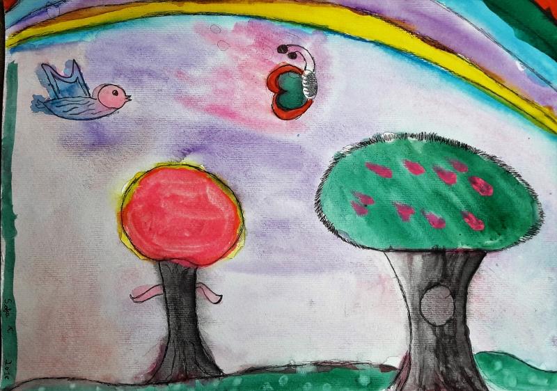 Obras de Beatriz Milhazes, Tarsila do Amaral e Cecília Meireles inspiram aulas