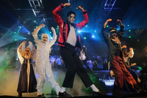 Espetáculo tributo a Michael Jackson tem apresentação no Araújo Viana