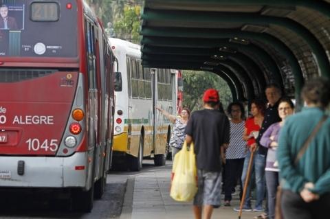 EPTC prepara nova tarifa dos ônibus de Porto Alegre