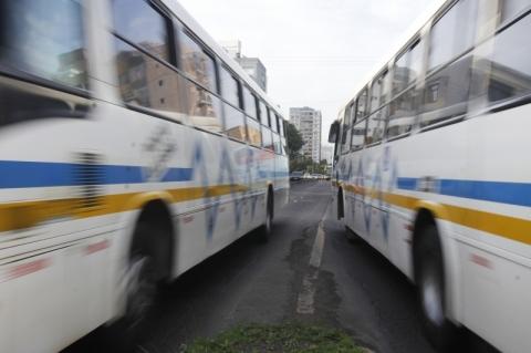 Mesmo com menos passageiros, receita dos ônibus da Capital cresce
