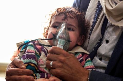 Pneumonia segue como principal causa de morte de crianças no Brasil