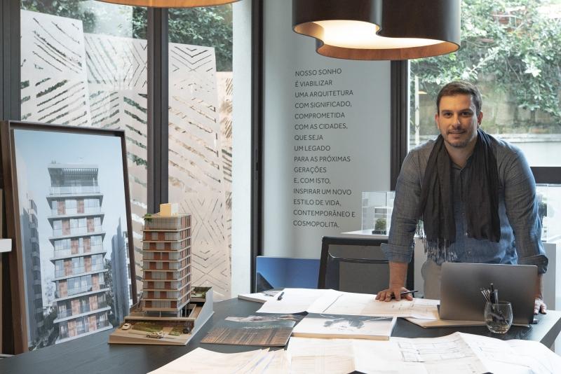 Profissional almeja uma arquitetura que atenda às aspirações de vida contemporânea e suas aspirações