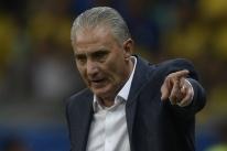 Tite tem problemas para montar ataque para os próximos jogos do Brasil