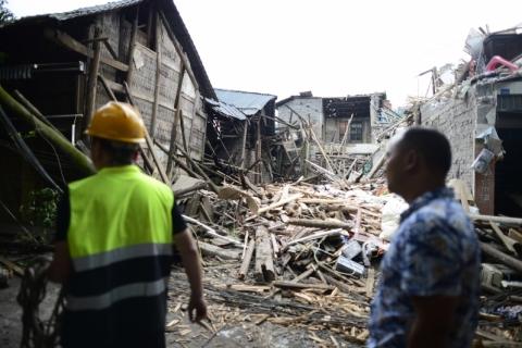 Terremotos na China deixam ao menos 12 mortos e 135 feridos