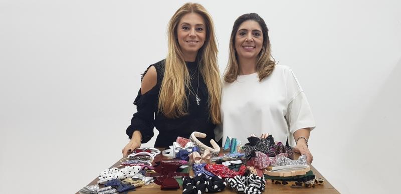 Clarissa Bauermann e Júlia Arruda Campos apostam na personalização como diferencial da marca