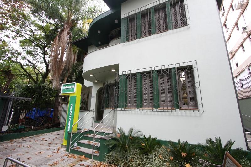 Prédio, erguido nos anos de 1930, foi restaurado e ganhou espaços para acervo e eventos