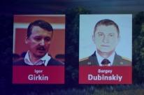 Quatro são acusados por queda de avião na Ucrânia