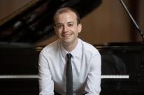 Pianista Agustin Muriago realiza recital no Instituto de Artes da Ufrgs