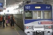 Tarifa de integração entre Trensurb e ônibus de Porto Alegre também é reduzida