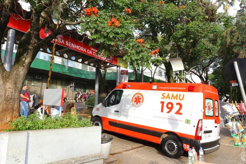 Vítima é um homem de 81 anos que estava internado no Hospital Conceição
