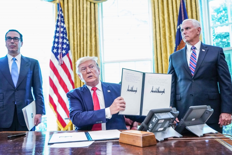 'O Irã nunca poderá ter uma arma nuclear', ressaltou o presidente