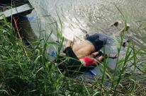 Pai e filha morrem em rio que divide EUA e México