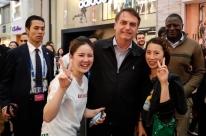 'Temos exemplo para dar à Alemanha no meio ambiente', diz Bolsonaro no Japão