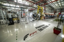 Tecnologias digitais aumentam eficiência de fábrica da FPT Industrial