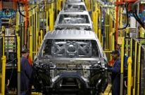 Indústria automotiva vai