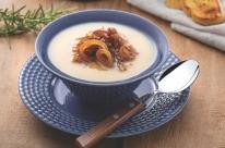 Uma sopa clássica francesa