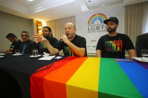 Porto Alegre terá Parada LGBTI de sexta-feira a domingo
