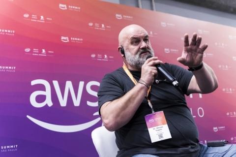 'A nuvem transformou tudo em software', diz Vogel, um dos pioneiros da cloud