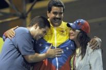 EUA adotam sanções contra filho do ditador Nicolás Maduro