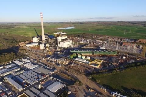 Termelétrica Pampa Sul inicia operação comercial
