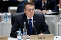 Merkel e Macron não têm autoridade para discutir questão ambiental, diz Bolsonaro