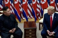 Kim Jong-un e Trump retomam negociações sobre  desnuclearização da Coreia do Norte