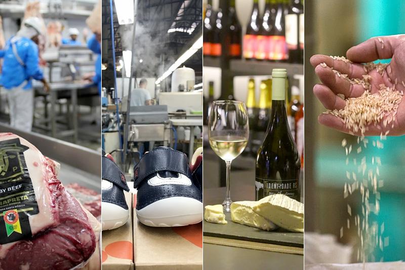 carnes, calçados, vinhos e arroz estão entre os setores beneficiados ou que podem sofrer com acordo