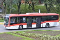 Marcopolo fornece novo lote de ônibus para o Chile
