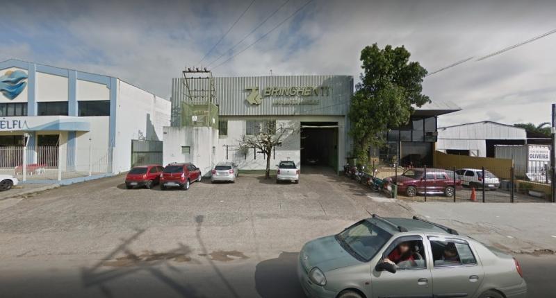 Metalúrgica Bringhenti em Guaíba foto reprodução Google Maps