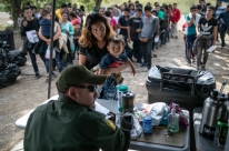Menina brasileira some em rio na fronteira entre México e EUA