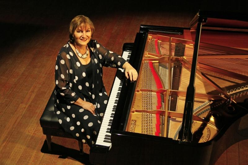 Olinda Allessandrini lança CD solo com obras de Schubert, Schumann e Liszt