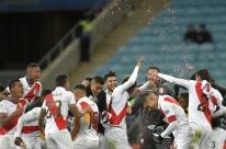Classificados para reencontro, peruanos destacam melhora desde goleada para o Brasil