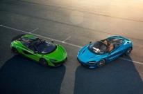 McLaren traz dois novos supercarros para o Brasil