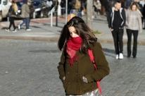 Após bater recorde, frio tende a diminuir nas regiões Sul e Sudeste