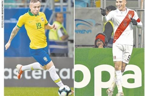 Azarão peruano põe à prova favoritismo do Brasil na final da Copa América