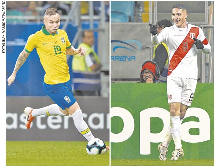 Everton e Guerrero serão os representantes da dupla Grenal na final de domingo
