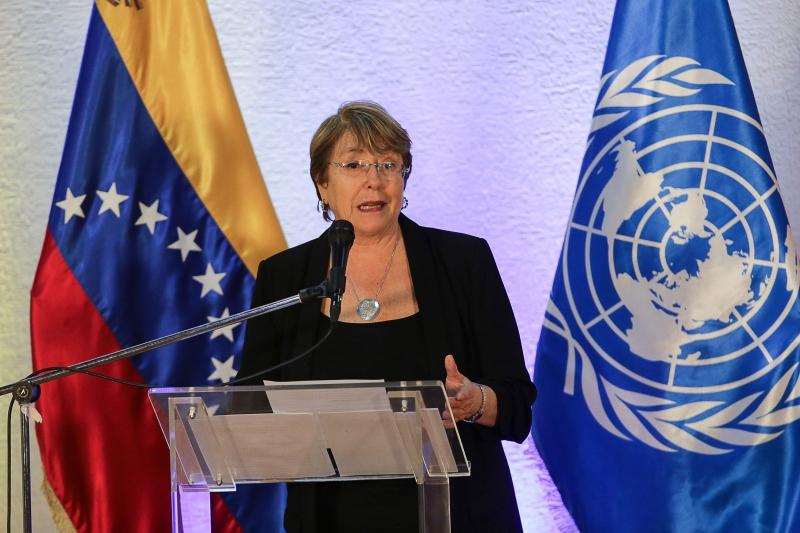 Michelle Bachelet diz que a anexação é ilegal, seja 'de 30% ou 5% da Cisjordânia'