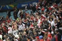 Turismo durante a Copa América em Porto Alegre movimenta R$ 180 milhões