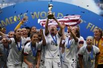 EUA vencem Holanda e conquistam tetracampeonato do Mundial Feminino