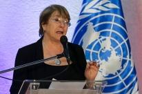 Bachelet denuncia condições de imigrantes presos nos EUA
