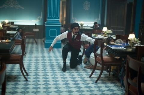 'Atentado ao hotel Taj Mahal' reúne indicados ao Oscar no elenco