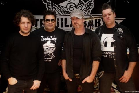 Tequila Baby se apresenta na Semana do Rock 2019 do Sesc Centro