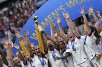 Final da Copa Feminina teve mais audiência no Brasil do que nos EUA