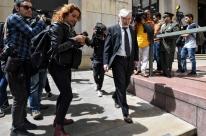 Ex-líder das Farc falta a audiência e ameaça acordo
