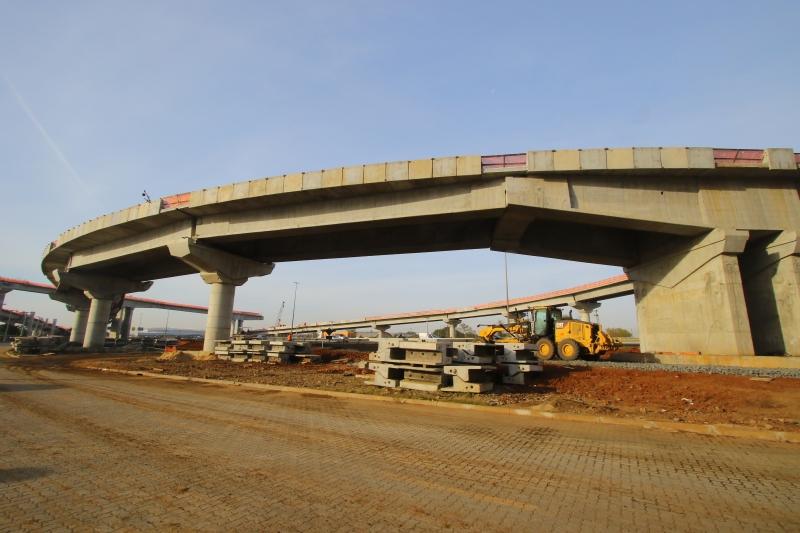 Interrupção ocorrerá no km 99 das rodovias BR-290 e BR-116, no sentido Capital-Interior