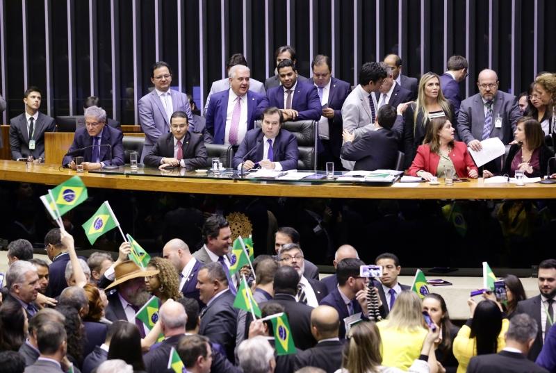 Montante autorizado para emendas parlamentares desde o início desta semana é de R$ 1,34 bilhão