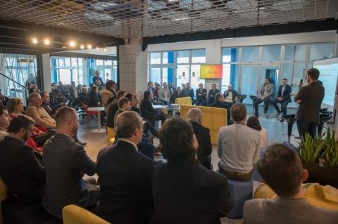 Hélice triplica o número de empresas participantes