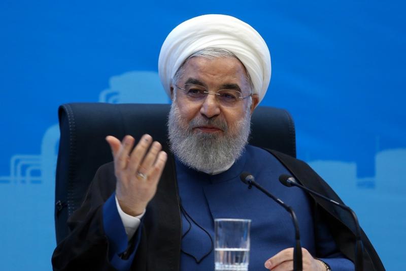 Presidente Hassan Rohani espera que norte-americanos retirem sanções econômicas