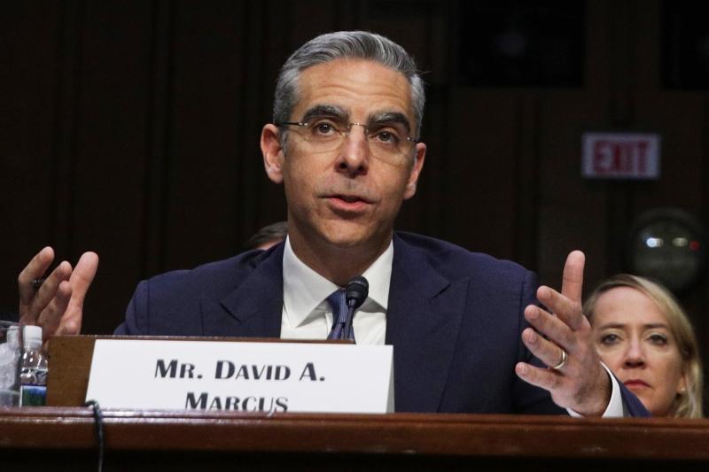 No Senado dos EUA, Marcus disse que a Calibra não terá permissão para compartilhar dados dos usuários