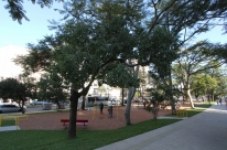 Revitalizada, praça no bairro Santana é devolvida à comunidade de Porto Alegre